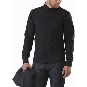 アークテリクス メンズ シャツ トップス Skyline Long-Sleeve Button-Down Shirt|revida