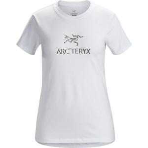アークテリクス レディース Tシャツ トップス Arc'Word T-Shirt revida