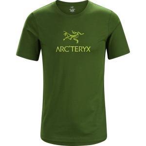 アークテリクス メンズ Tシャツ トップス Arc'Word T-Shirt|revida