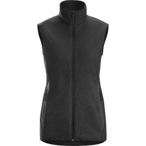 アークテリクス レディース ベスト トップス Covert Fleece Vest|revida