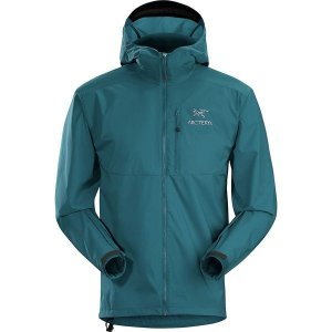 アークテリクス メンズ ジャケット・ブルゾン アウター Squamish Hooded Jacket|revida