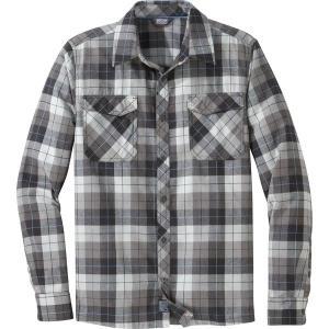 アウトドアリサーチ メンズ シャツ トップス Tangent II Long-Sleeve Flannel Shirt|revida
