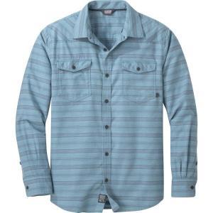アウトドアリサーチ メンズ シャツ トップス Pilchuck Long-Sleeve Flannel Shirt|revida