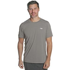 アウトドアリサーチ メンズ シャツ トップス Deception Short-Sleeve T-Shirt|revida