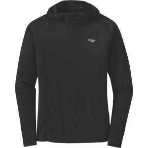 アウトドアリサーチ メンズ シャツ トップス Echo Hooded Long-Sleeve Shirt|revida