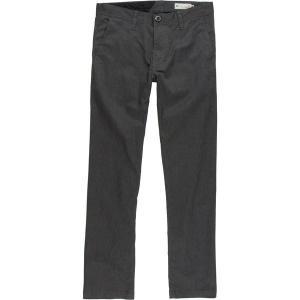 ボルコム メンズ カジュアルパンツ ボトムス Frickin Modern Stretch Chino Pant - Men's|revida