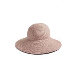 エリックジャヴィッツ レディース 帽子 アクセサリー Eric Javits 'Hampton' Straw Sun Hat|revida