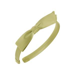 エル・エリクソン レディース 帽子 アクセサリー L. Erickson 'Bermuda Bow' Silk Headband (Girls) revida