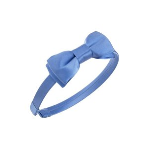 エル・エリクソン レディース 帽子 アクセサリー L. Erickson 'Blair' Silk Bow Headband (Girls) revida