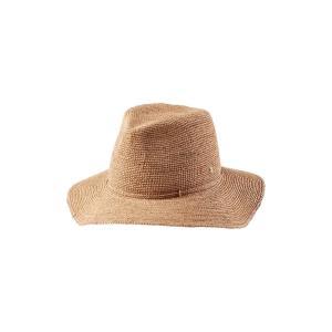ヘレンカミンスキー レディース 帽子 アクセサリー Helen Kaminski Desmonda Packable Raffia Fedora|revida
