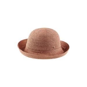 ヘレンカミンスキー レディース 帽子 アクセサリー Helen Kaminski Classic Upturn Crocheted Raffia Hat|revida