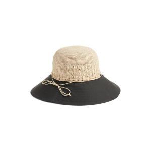 ヘレンカミンスキー レディース 帽子 アクセサリー Helen Kaminski Raffia & Canvas Hat|revida