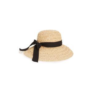 ヘレンカミンスキー レディース 帽子 アクセサリー Helen Kaminiski Classic Wide Braid Raffia Hat|revida