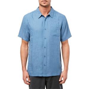 ジャックオーニール メンズ シャツ トップス Jack O'Neill Tropics Sport Shirt|revida