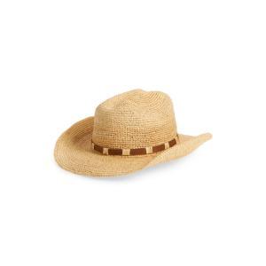 フライ レディース 帽子 アクセサリー Frye Straw Cowboy Hat revida
