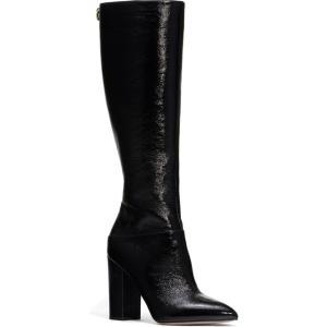 ヴァレンティノ レディース ブーツ・レインブーツ シューズ VALENTINO GARAVANI Ringstud Knee High Pointed Toe Boot (Women) revida