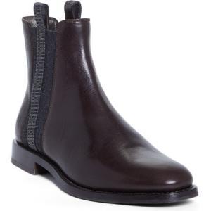 ブルネロ・クチネリ レディース ブーツ・レインブーツ シューズ Brunello Cucinelli Chelsea Boot (Women) revida