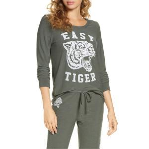 チェイサー レディース パーカー・スウェット アウター Chaser Easy Tiger Swea...