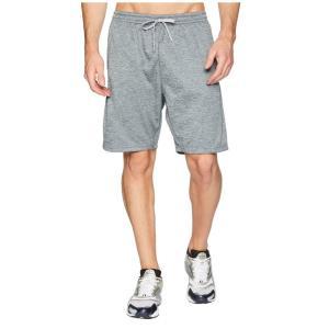 リーボック メンズ ハーフパンツ・ショーツ ボトムス Double Knit Training Shorts revida
