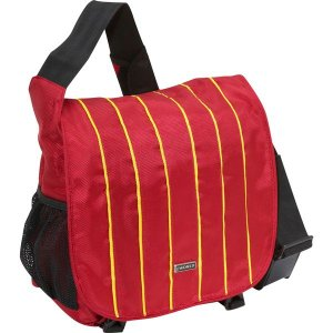 Tenacitee The Republicans The New Red Party Red Brushed Canvas Messenger Bag