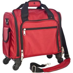 アサロン メンズ スーツケース バッグ Plane Case Spinner