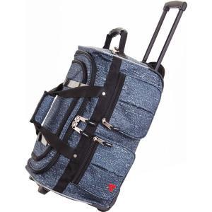 アサロン メンズ スーツケース バッグ 15-Pocket 22 Wheeling Duffel