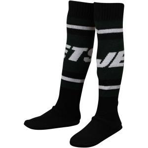 フォーエバーコレクティブルズ レディース サンダル シューズ New York Jets Women's Knit Knee Slipper Socks revida
