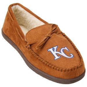 フォーエバーコレクティブルズ メンズ サンダル シューズ Kansas City Royals Moccasin Slippers revida