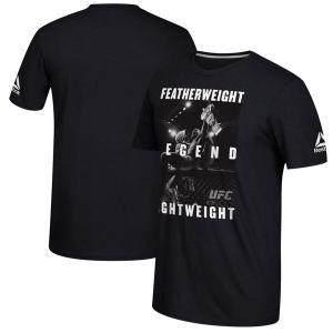 リーボック メンズ Tシャツ トップス Conor McGregor UFC Reebok Making History T-Shirt revida