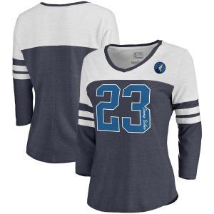 ファナティクス ブランデッド レディース Tシャツ トップス Jimmy Butler Minnesota Timberwolves Fanatics Branded Women's Starstruck Name & N