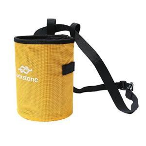 チョークバッグ ポケット 防水素材 軽量 登山袋 ロッククライミング 重量挙げ ボルダリング 体操 ...