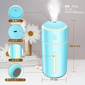 BNOYCEI 加湿器 超音波式 加湿器 超静音 卓上加湿器 高分子霧化 放射ゼロ 空焚き防止機能搭載|revolmarket