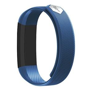 スマートブレスレット、 MoreFit Slim 多機能 スマートウォッチ 活動量計 歩数計 腕時計...
