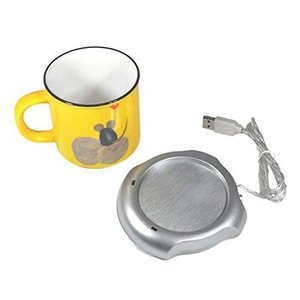 保温コースター コースター バレンタイン バレンタインデー カップウォーマー お茶 コーヒー 紅茶 ホット 小型 USB充電 新生活 新生活応援 新入|revolmarket