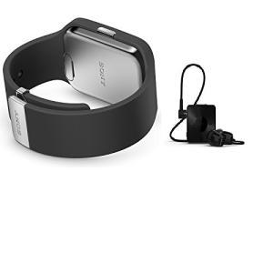 SONY ソニー SWR50 Smartwatch 3 リストバンド型活動量計 Android Wear (ブラック Black) [並行輸入品]|revolmarket