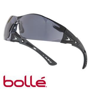 Bolle セーフティグラス RUSH Plus スモークレンズ ボレー ラッシュプラス RUSH+ Smoke メンズ アイウェア 紫外線カット