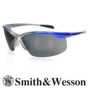 スミス&ウエッソン GAUGE ブラック サングラス   S&W 黒 | スミス&ウェッソン メンズ スポーツ 紫外線カット UVカット グラサン