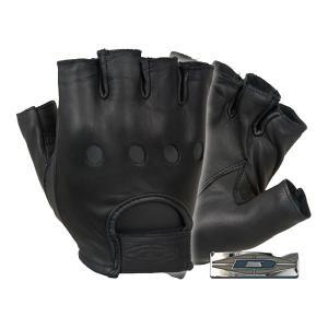 ダマスカス ドライビンググローブ D22S ハーフフィンガー DAMASCUS |革手袋 レザーグローブ 皮製 皮手袋 ハンティンググローブ|revolutjp