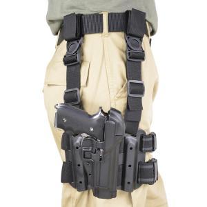 ブラックホーク レッグホルスター SERPA LV3 ベレッタ M92 M9A1 右用 blackhawk ベレッタ用ホルスター m92ホルスター|revolutjp