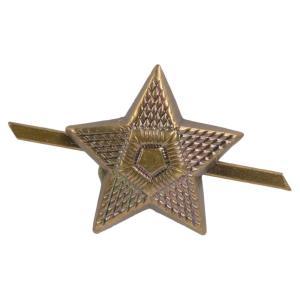 チェコ軍放出品 ピンズ 星形スタッズ 型抜きタイプ スター スタッズベルト 革細工 レザークラフト材料 メンズベルト自作 ハンドメイド リベット|revolutjp