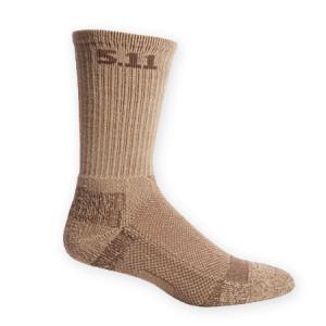 5.11タクティカル ソックス Level1 6インチ 59047 [ コヨーテブラウン ] レギュラーシックネス 靴下|5.11Tactical|revolutjp