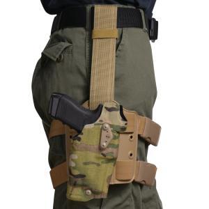 Safariland レッグホルスター ALS オプティック グロック17 3rd X300 適合 サイホルスター 6354DO Optic|revolutjp
