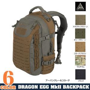 Direct Action バックパック 25L 実物 DRAGON EGG MK2 モール対応  ダイレクトアクション ドラゴン エッグ マーク2|revolutjp