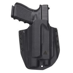 Direct Action 実物 ヒップホルスター Glock17 ライト対応 右用 グロック カイデックス サバゲー 装備品 ピストルホルスター|revolutjp