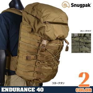 Snugpak バックパック エンデュランス40 SNUGPAK|リュックサック ナップザック デイパック カバン かばん 鞄 ミリタリー|revolutjp