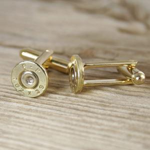 カフスボタン Remington AK47 弾底部 Cuff Links|revolutjp