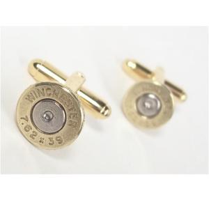 カフスボタン Winchester AK47 弾底部 WINCHESTER Cuff Links|revolutjp