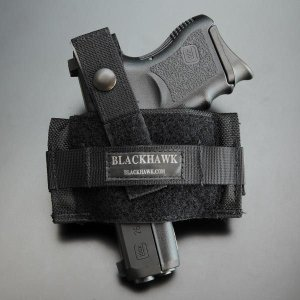 ブラックホーク 汎用サムブレイクホルスター 40FB02BK アンビデックストロス Blackhawk holster|revolutjp