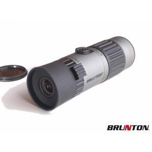 ブルントン 単眼鏡 エコー ズーム 10-30倍 ポケットスコープ Echo 10-30x21 BAK4|BRUNTON モノキュラー アウトドア|revolutjp