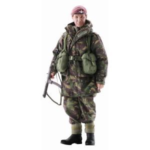 ●英国空挺部隊の花形、PARA2のコレクション●ドラゴンモデルズのアクションフィギュア イギリスのパ...
